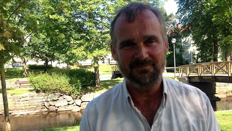 Per Gruvberger (S), kommunalråd Filipstad
