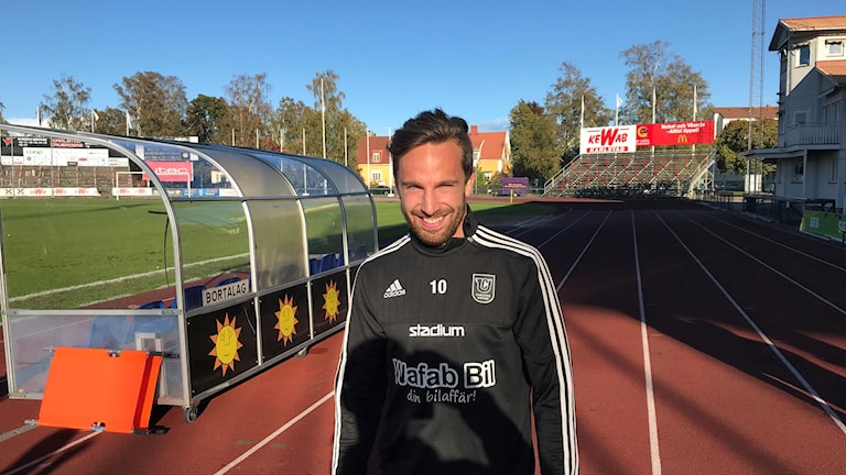 Oscar Lander, Carlstad United