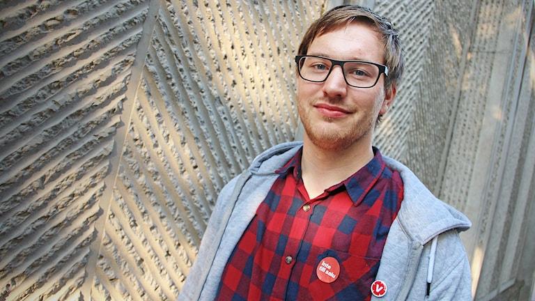 Håkan Svenneling.  Foto: Lars-Gunnar Olsson/Sveriges Radio.