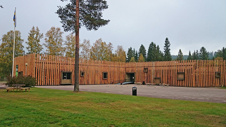 Finnskogscentret i Lekvattnet. Foto: Lennart Nordenstein.