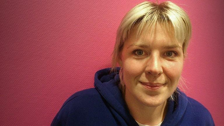 Kristin Persson. Foto: Bengt Höglind/Sveriges Radio.