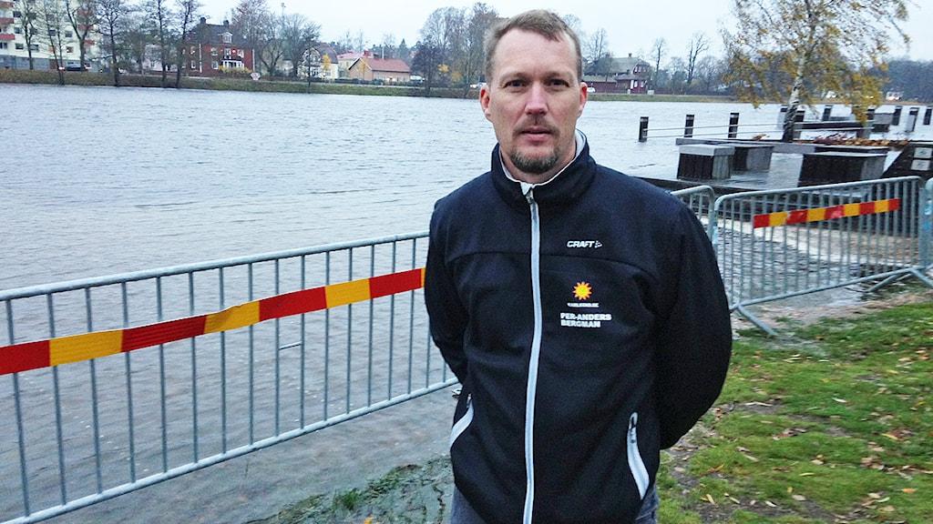 Per-Anders Bergman. Foto: Robert Ojala/Sveriges Radio.