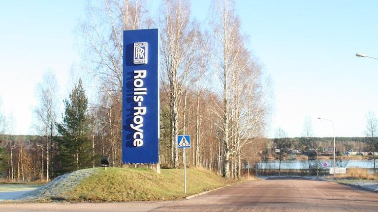 Rolls Royce i Kristinehamn. Foto: Ann Edliden/Sveriges Radio.