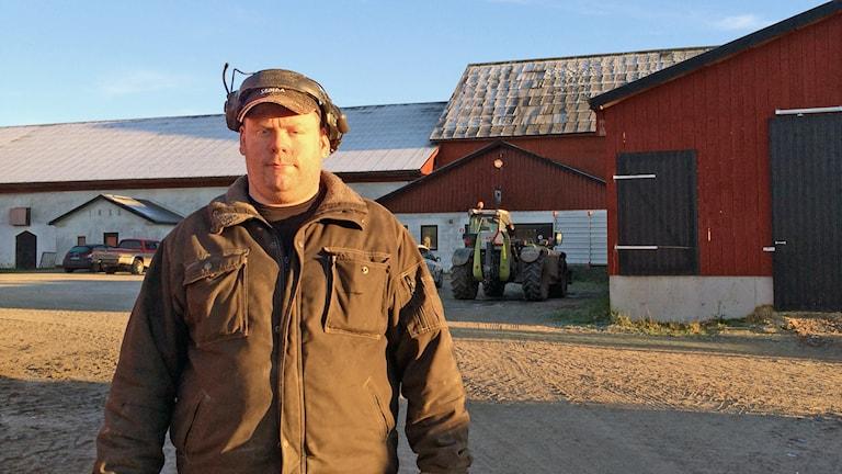 Robert Aronius. Foto: Annika Ström/Sveriges Radio.