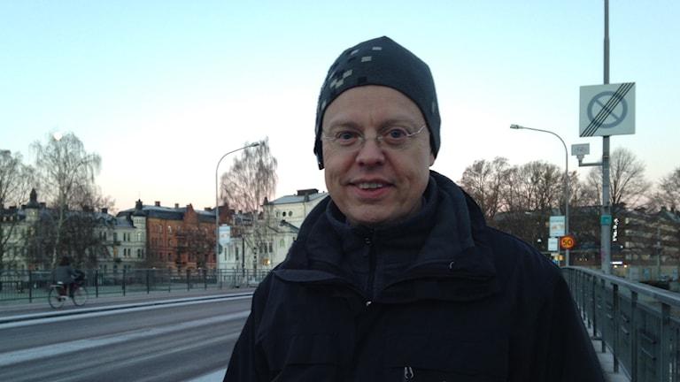 Erik Risberg på NTF Värmland