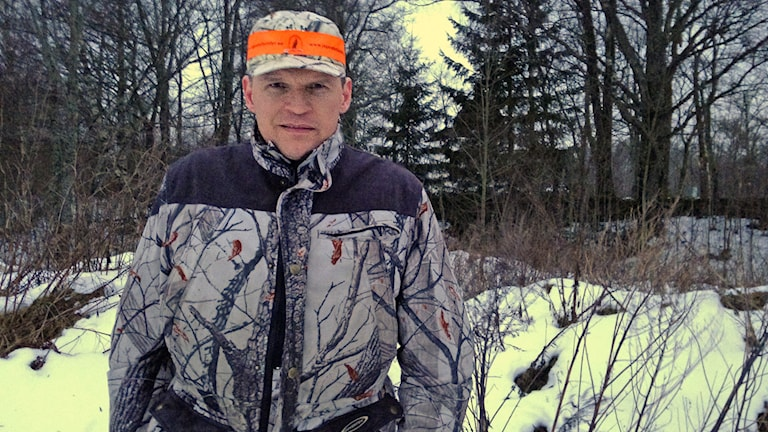 Lennart Johannesson. Foto: Robert Ojala/Sveriges Radio.