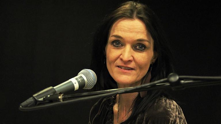 Jade Ell.  Foto: Lars-Gunnar Olsson/Sveriges Radio.