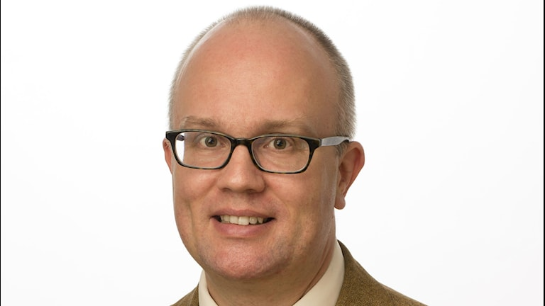 Henrik Örnebring. Foto: Andreas Reichenberg.