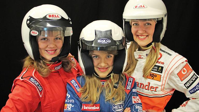 The Hebbe sisters. Foto: Lars-Gunnar Olsson/Sveriges Radio.
