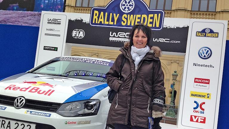 Marianne Andersson, Karlstads kommun. Foto: Johanna Skoglund/Sveriges Radio.
