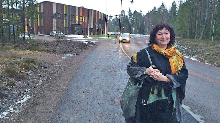 Lola Segolsson. Foto: Bengt Höglind/Sveriges Radio.