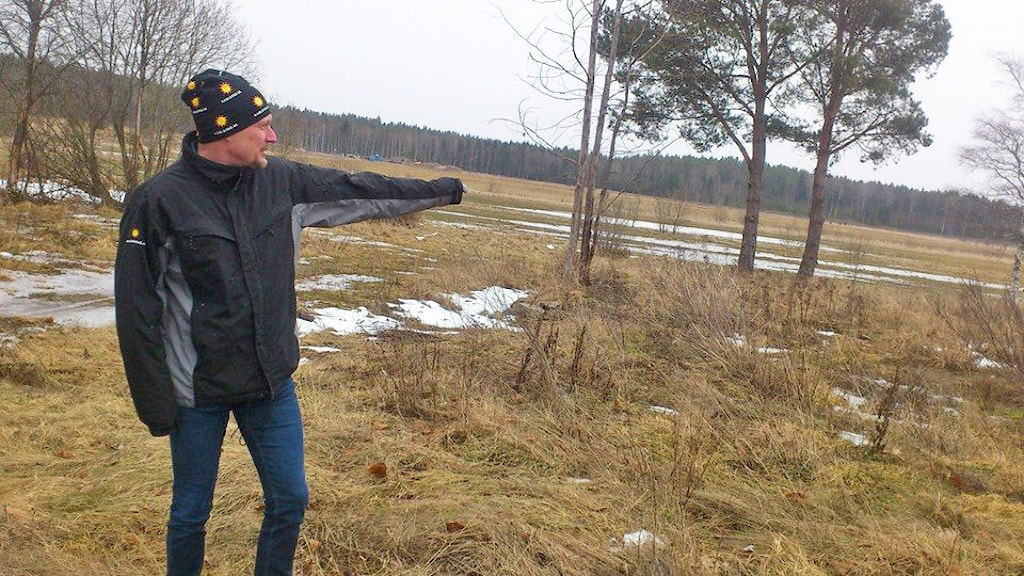 Per-Anders Bergman. Foto: Bengt Höglind/Sveriges Radio.