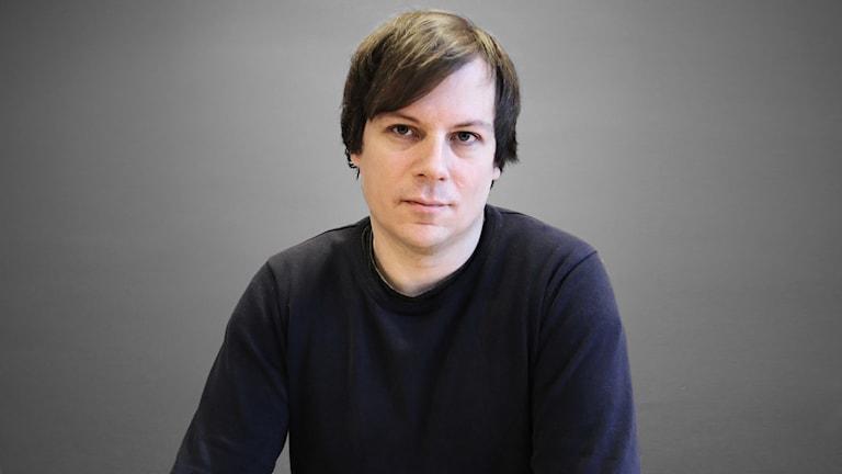Tomas Mitander, statsvetare vid Karlstads universitet. Foto: Lars-Gunnar Olsson/Sveriges Radio.