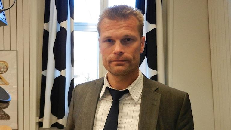 Ola Lavie, åklagare vid Värmlands tingsrätt. Foto: Hedvig Nilsson