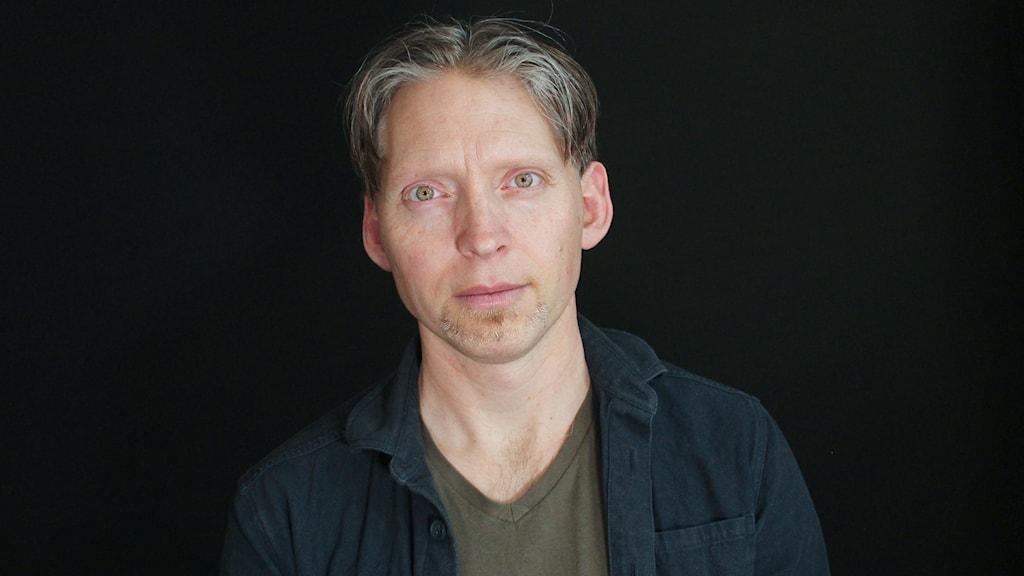 Kristian Petrov. Foto: Lars-Gunnar Olsson/Sveriges Radio.