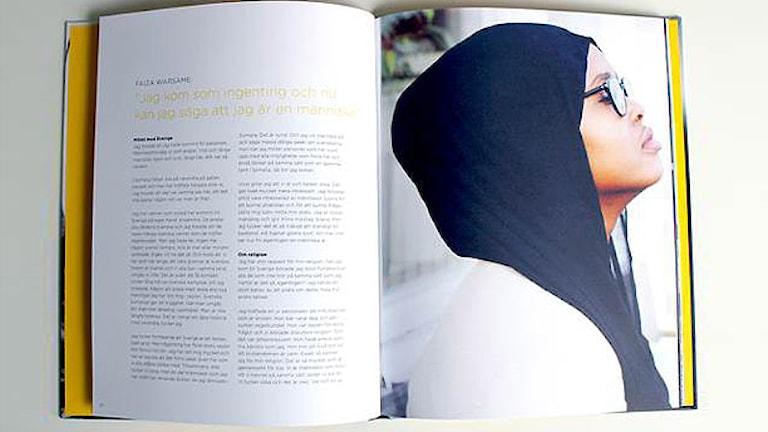 Faiza Warsame. Foto: Severus Tenenbaum