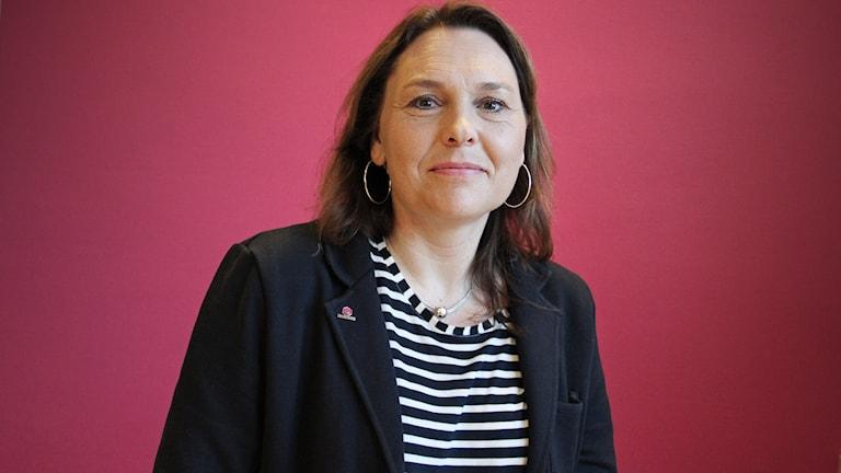 Josefine Dedorsson. Foto: Lars-Gunnar Olsson