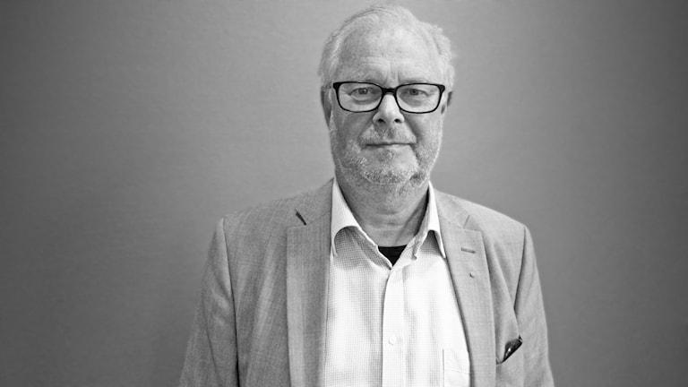Tomas Riste. Foto: Robert Ojala/Sveriges Radio.