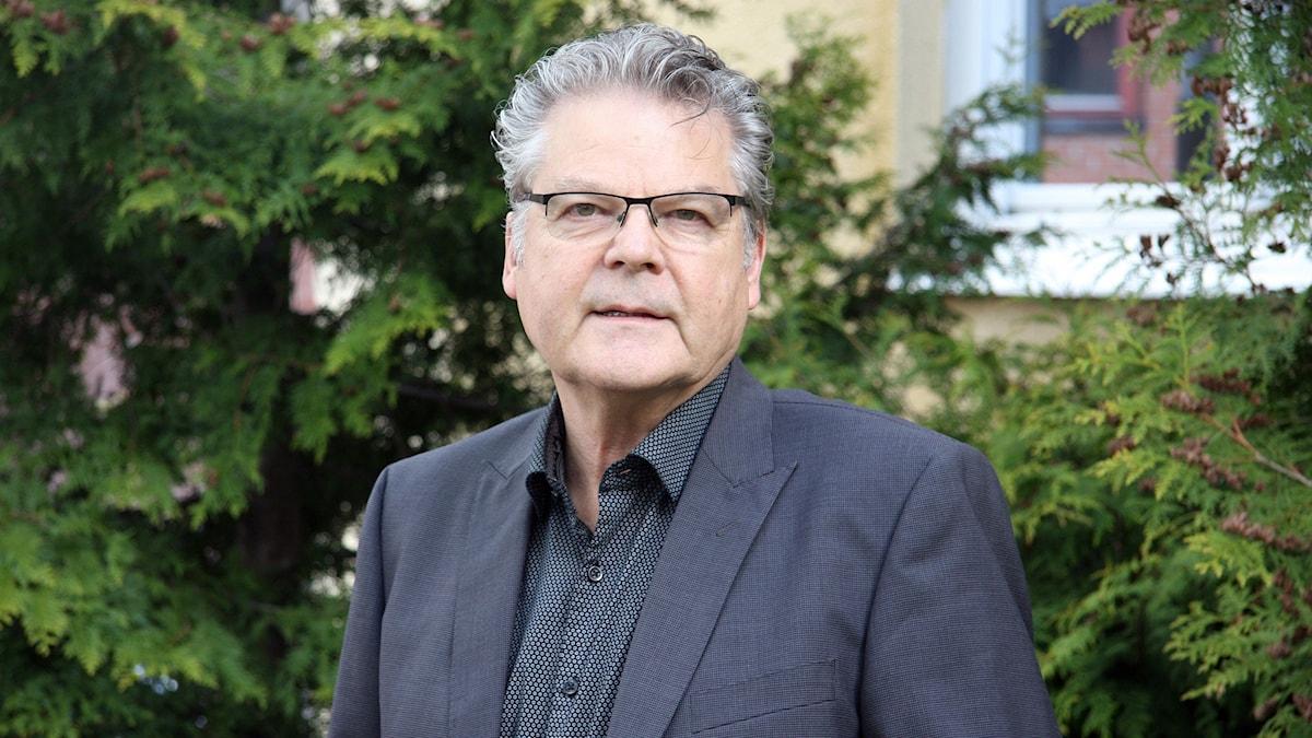 Bengt Sjöberg. Foto: Örjan Bengtzing/Sveriges Radio.