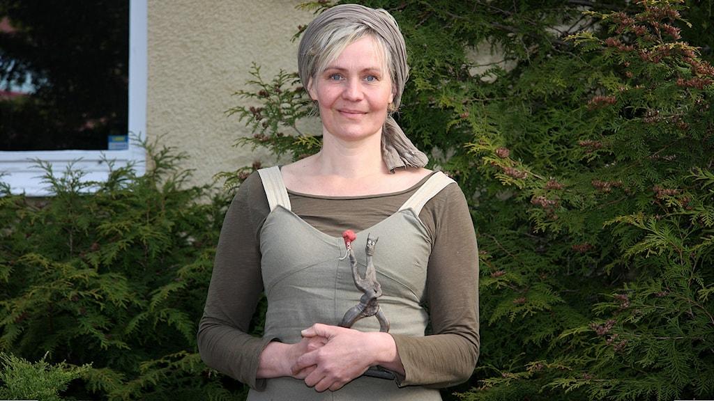 Maria Westerberg. Foto Örjan Bengtzing/Sveriges Radio.