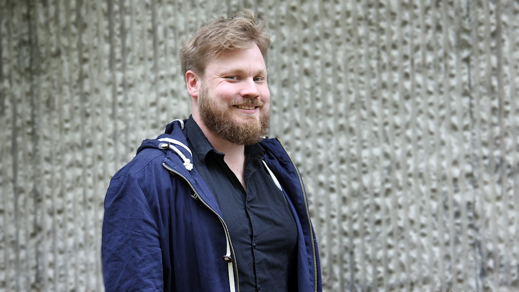 Johannes Klenell, Redaktör på Galago Foto: Örjan Bengtzing/Sveriges Radio.