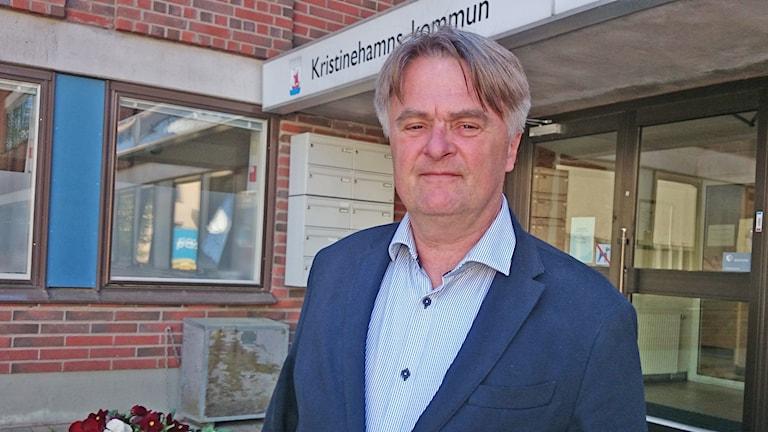 Bjarne Olsson. Foto: Jenni Jansson/Sveriges Radio.