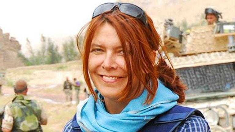 Johanne Hildebrandt  journalist och författare, har utsetts till gästprofessor i global media studies vid Karlstads universitet