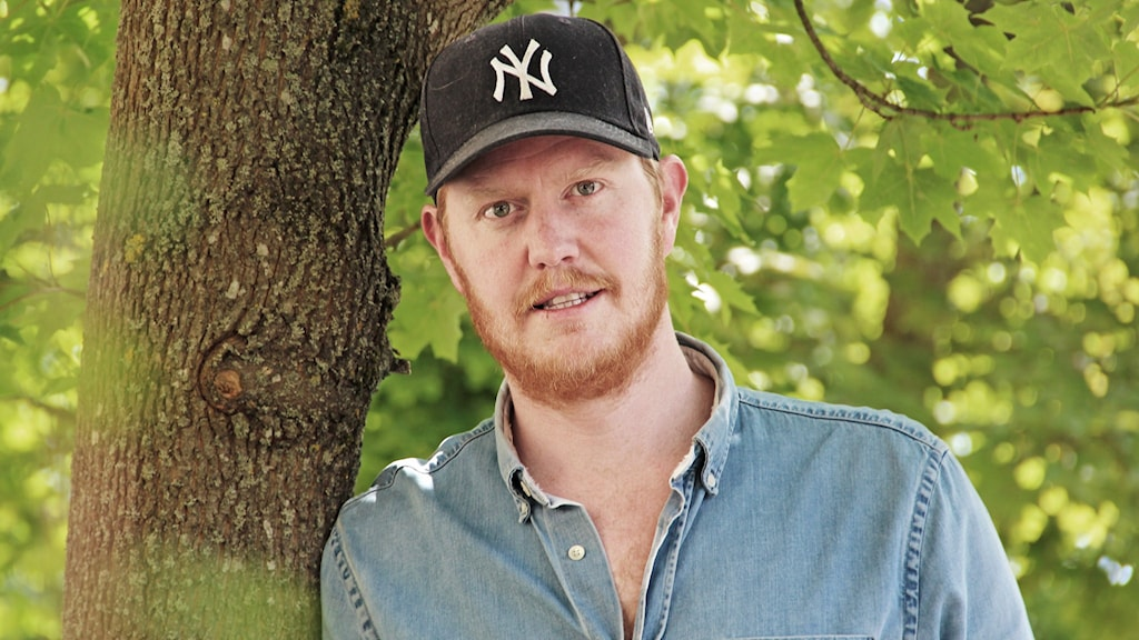 Oscar Magnusson. Foto: Lars-Gunnar Olsson/Sveriges Radio.