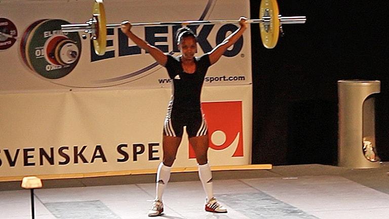 Surya Sundqvist. Foto: Privat