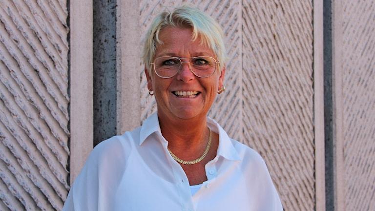 Pia Proper. Foto: Jenni Jansson/Sveriges Radio.