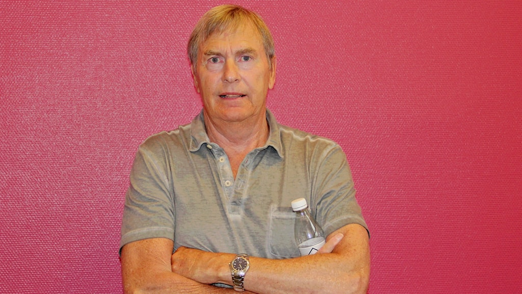 Ulf Karlsson. Foto: Jenni Jansson/Sveriges Radio.