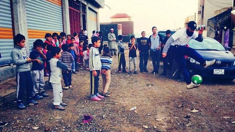 Soleiman Andesh Foto: Privat