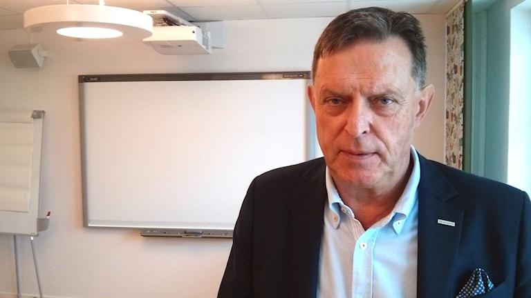Lars Bull, Värmlandstrafiks vd.