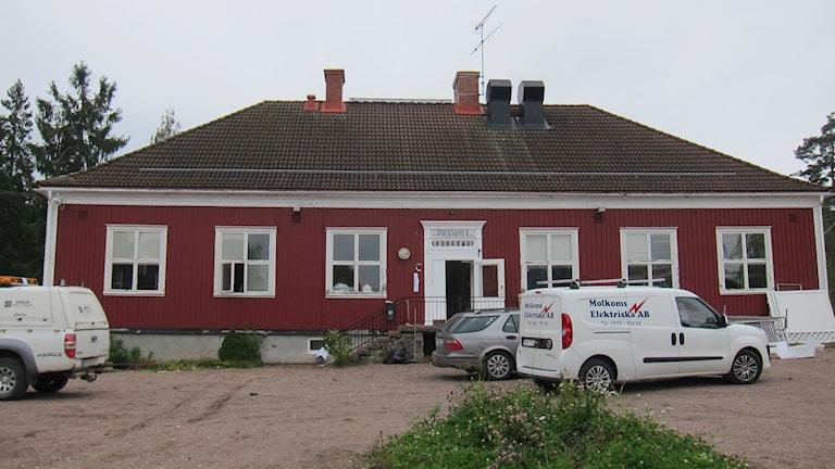 Graningeskolan. Foto: Rosanna Hjalmarsson