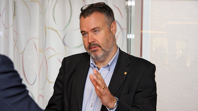 Tobias Kjellberg, hälso och sjukvårdschef