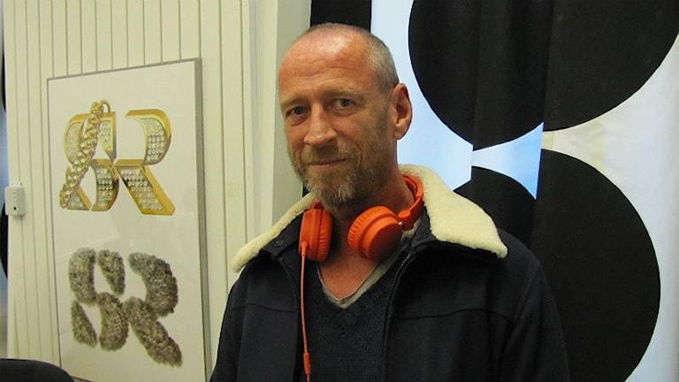 Per Holknekt, modeentreprenör. Foto: Hedvig Nilsson