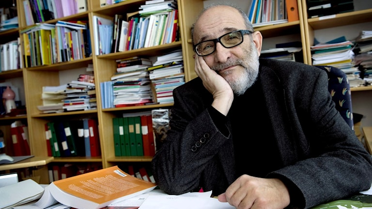 Jerzy Sarnecki. Foto: Claudio Bresciani/Scanpix