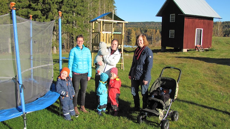 Föräldrar i Mangskog oroade över skolutredning. Foto: Albin Norén/Sveriges Radio