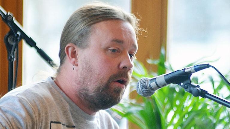 Christer Lindén. Foto: Anders Falk.