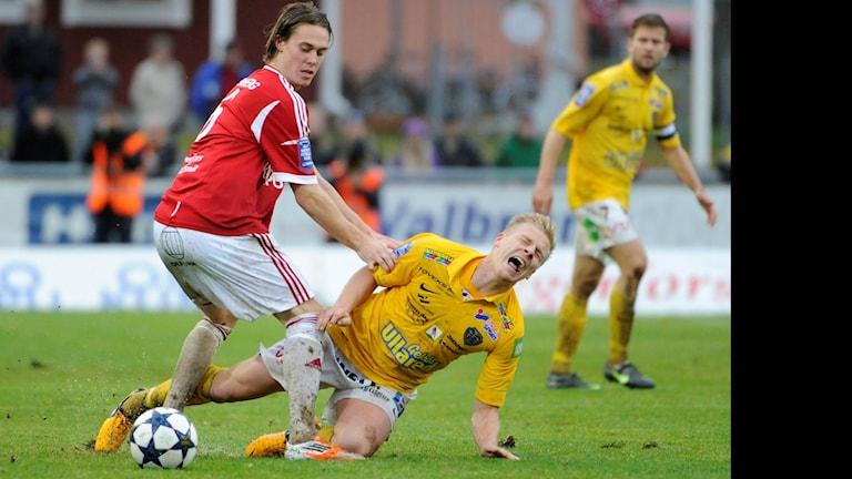 Eric Jernberg. Foto: Erik Mårtensson/TT