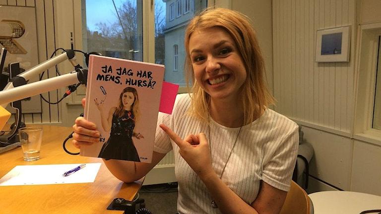 Clara Henry. Foto: Hedvig Nilsson