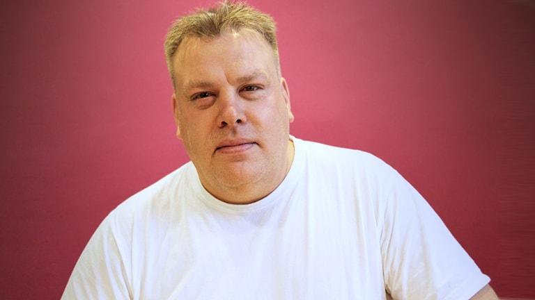 Jonas Kruse. Foto: Lars-Gunnar Olsson/Sveriges Radio.