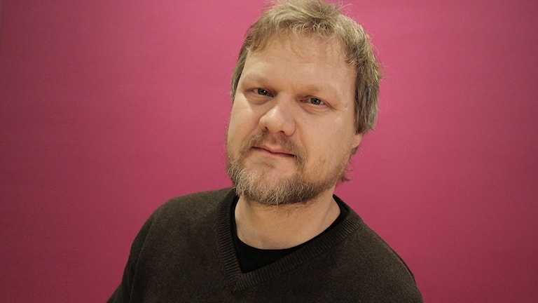 Mikael Rosén. Foto: Lars-Gunnar Olsson/Sveriges Radio.