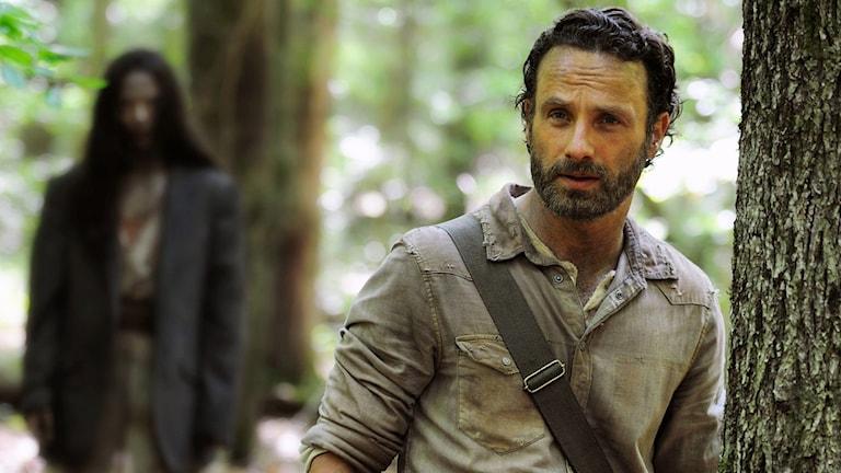 Rick Grimes i TV-serien Walking Dead,. Foto: Gene Page/TT Bild