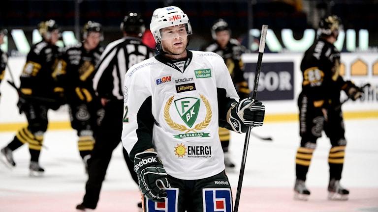 Marius Holtet. Foto: Pontus Lundahl/TT