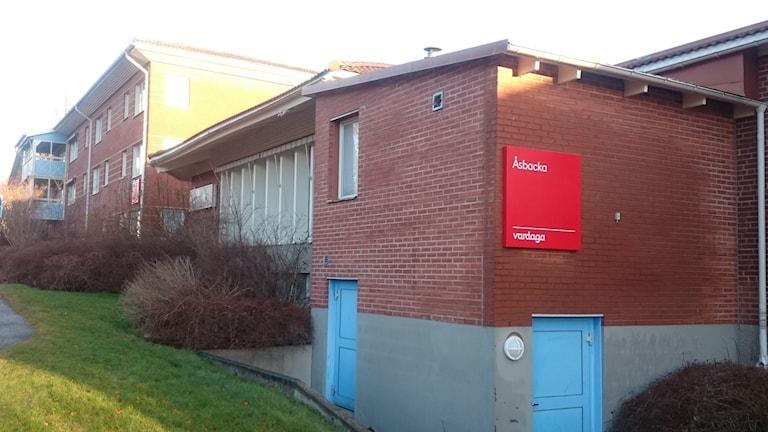 Äldreboendet Åsbacka i Molkom. Foto: Jenni Jansson/Sveriges Radio