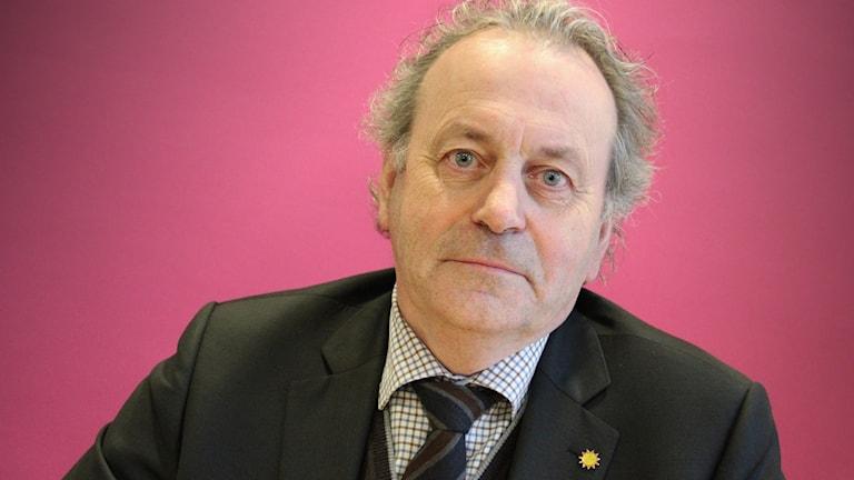 Per-Samuel Nisser (M). Foto: Lars-Gunnar Olsson/Sveriges Radio.