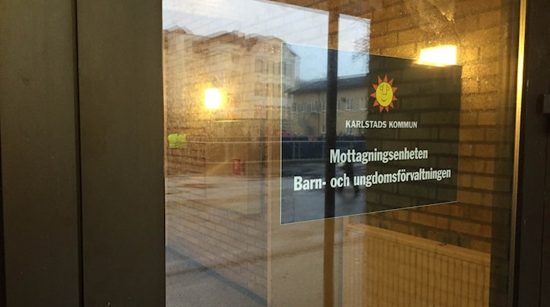 Mottagningsenheten för nyanlända elever i Karlstad. Foto: Anton Eriksson/Sveriges Radio P4 Värmland