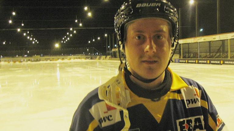 Ted Wiklund Foto: Ola Carlsson, P4 Värmland