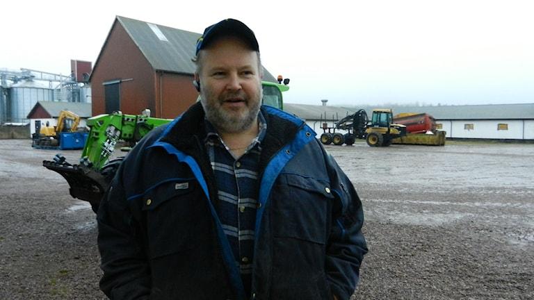 Nicklas Boqvist Väse Biogasförening. Foto Roy Malmborg Sveriges 014